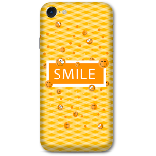 Iphone 7 Designer Hard-Plastic Phone Cover from Print Opera -Smilies