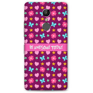 Gionee S6S Designer Hard-Plastic Phone Cover from Print Opera -Be Awesome Today