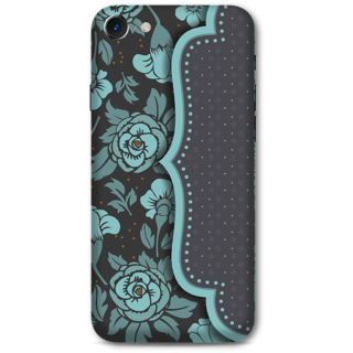 Iphone 7 Designer Hard-Plastic Phone Cover from Print Opera -Floral
