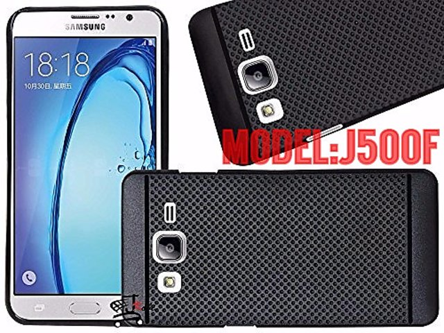 online store f72d8 d3d1d Buy Samsung Galaxy J5 (SM-J500F) 2015 model Dotted Designed ...