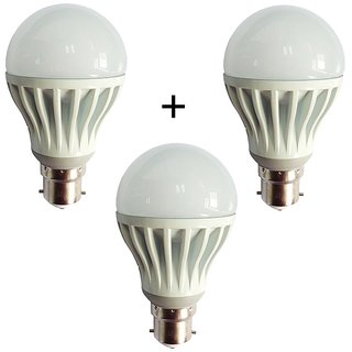10 watt led bulbs set of 3