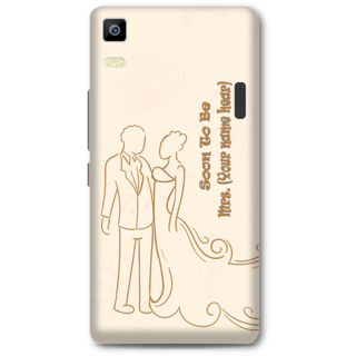 Lenovo K3 Note Designer Hard-Plastic Phone Cover from Print Opera -Soon To Be