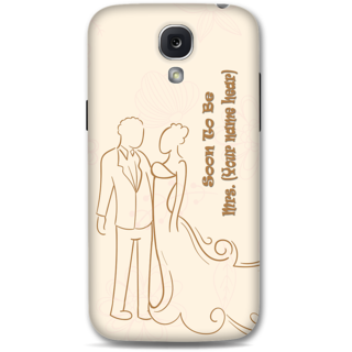 Samsung Galaxy S4 Designer Hard-Plastic Phone Cover from Print Opera -Soon To Be