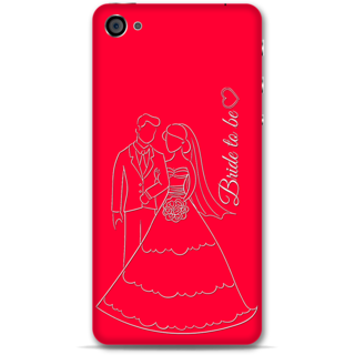 IPhone 4-4s Designer Hard-Plastic Phone Cover from Print Opera -Bride To Be