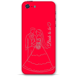 IPhone 5-5s Designer Hard-Plastic Phone Cover from Print Opera -Bride To Be