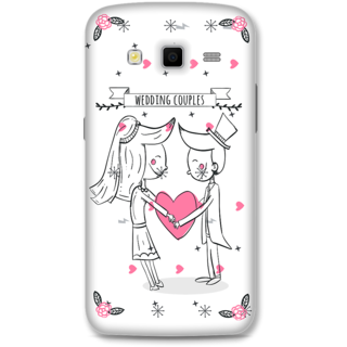 6041f3feab7 Buy Samsung Galaxy Grand 2 Designer Hard-Plastic Phone Cover from Print  Opera -Wedding couples Online - Get 51% Off