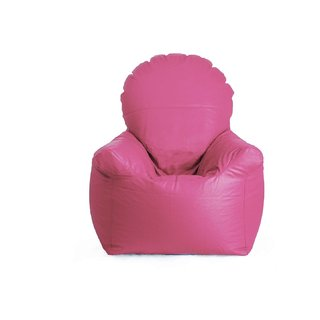 Home Berry  L ArM Chair Bean Bag (Cover- Without Beans)