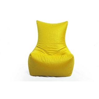 Home Berry  L Chair Bean Bag (Cover- Without Beans)