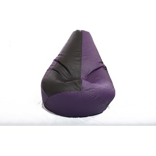 Home Berry  L Modern CLassic Bean Bag- (Cover- Without Beans)
