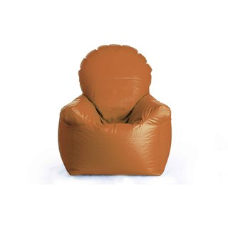 Home Berry  XXL ArM Chair Bean Bag (Cover- Without Beans)