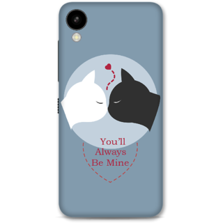 HTC 825 Designer Hard-Plastic Phone Cover from Print Opera -You will always be mine