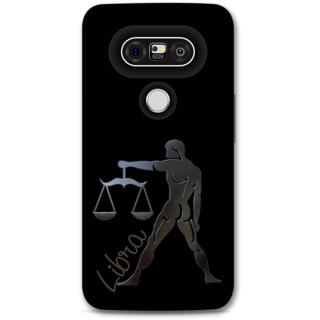 Lg G5 Designer Hard-Plastic Phone Cover from Print Opera -Libra
