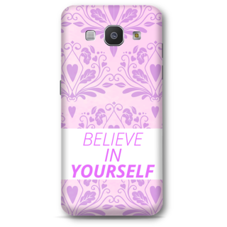 Samsung Galaxy A8 2015 Designer Hard-Plastic Phone Cover from Print Opera -Typography