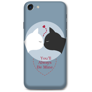 Iphone 7 Designer Hard-Plastic Phone Cover from Print Opera -You will always be mine