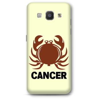 Samsung Galaxy A8 2015 Designer Hard-Plastic Phone Cover from Print Opera -Cancer