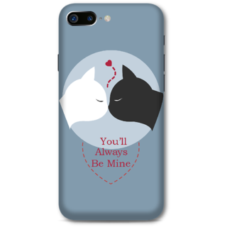 Iphone 7 plus Designer Hard-Plastic Phone Cover from Print Opera -You will always be mine