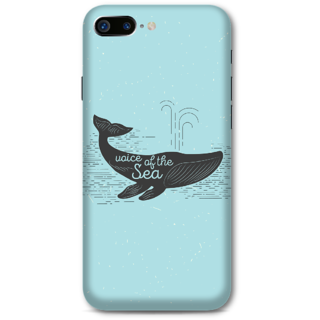 Iphone 7 plus Designer Hard-Plastic Phone Cover from Print Opera -Artistic