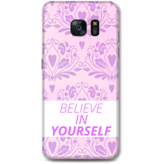 Samsung Galaxy S7 Designer Hard-Plastic Phone Cover from Print Opera -Typography