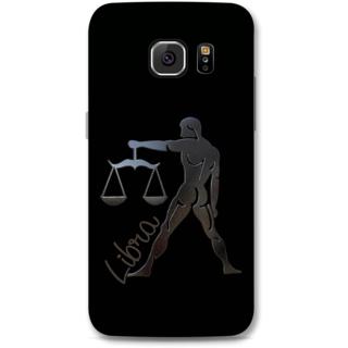 Samsung Galaxy S6 Designer Hard-Plastic Phone Cover from Print Opera -Libra