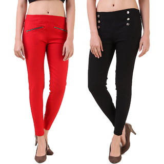 Candy HouseTrending jegging ( SET OF 2)