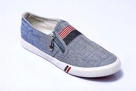 BcH Canvas Casuals Shoe, GL-10 (Brand- GLITERZ)