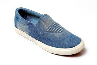 BcH Canvas Casuals Shoe, GL-9 (Brand- GLITERZ)