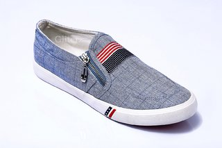 BcH Canvas Casuals Shoe, GL-10 (Brand- GLITERZ)