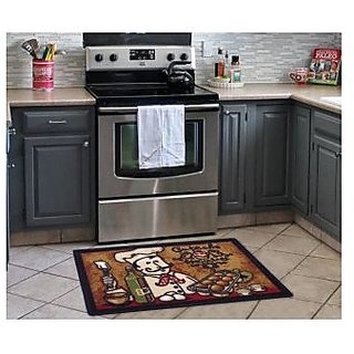 Status Kitchen Door Mat(KITCHENDM05) - Set of 1