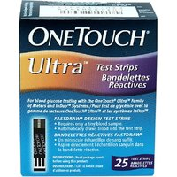 Johnson  Johnson One Touch Ultra (25 strips)