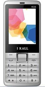 IKall K33 New (2.4 Inch,1800 MAh Battery, Dual Sim) Mob