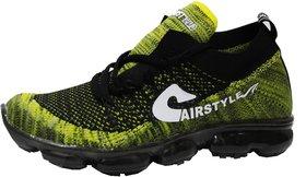 Max Air 8880 Running Sports Shoes Black Yellow