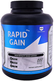 GXN Rapid Gain Plus 6lb, Chocolate Creme'