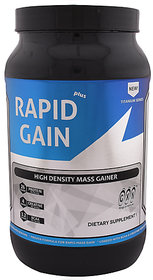 GXN Rapid Gain Plus 3lb, Strawberry Creme'