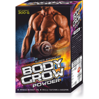Dr. Chopra Body Grow Protein Supplement 300 g