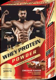 Dr. Chopra Whey Protein Supplement Powder 300 G