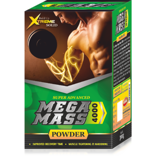 Dr. Chopra Mega Mass 4000 Weight Gainer Powder 300 G