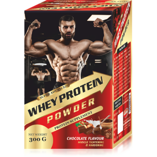 Dr. Chopra Whey Protein Supplement Powder 300 G