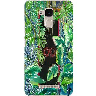 Printgasm Asus Zenfone Pegasus 3 printed back hard cover/case,  Matte finish, premium 3D printed, designer case