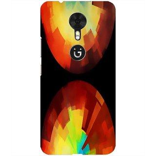 Printgasm Gionee A1 printed back hard cover/case,  Matte finish, premium 3D printed, designer case