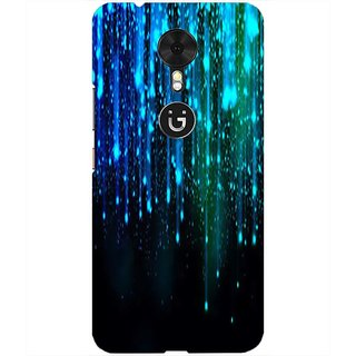 Printgasm Gionee A1 printed back hard cover/case,  Matte finish, premium 3D printed, designer case