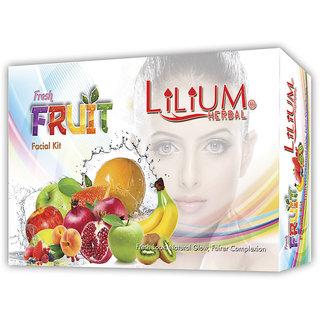 Lilium Fresh Fruit  Facial Kit 80gm