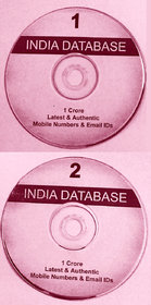 Email Database and Mobile Database of India