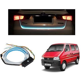 Buy Trigcars Made Especially For Maruti Suzuki Eeco Car Dicky Led
