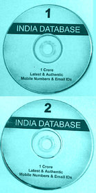 All India Mobile and Email Database