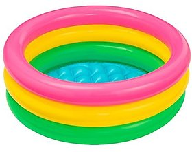 Shanti Enterprises Intex Multi Color Water Tub Pool For