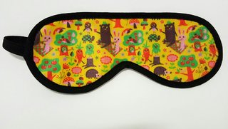 Kids World Travel Eye Mask