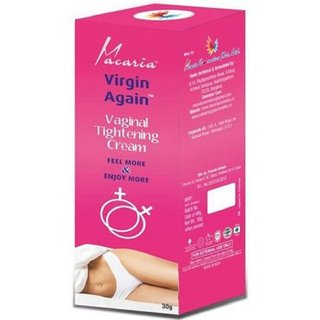 Virgin Again Cream