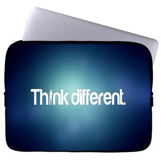 Inducekart Think Different 10 inch Laptop Sleeve