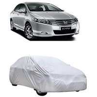 Vsquare Honda HONDA CITY I- VTEE Car Body Cover Silver