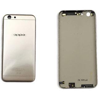 new product a2810 2cc23 Buy FULL BODY HOUSING PANEL FOR OPPO A57 ( GOLDEN) Online @ ₹799 ...